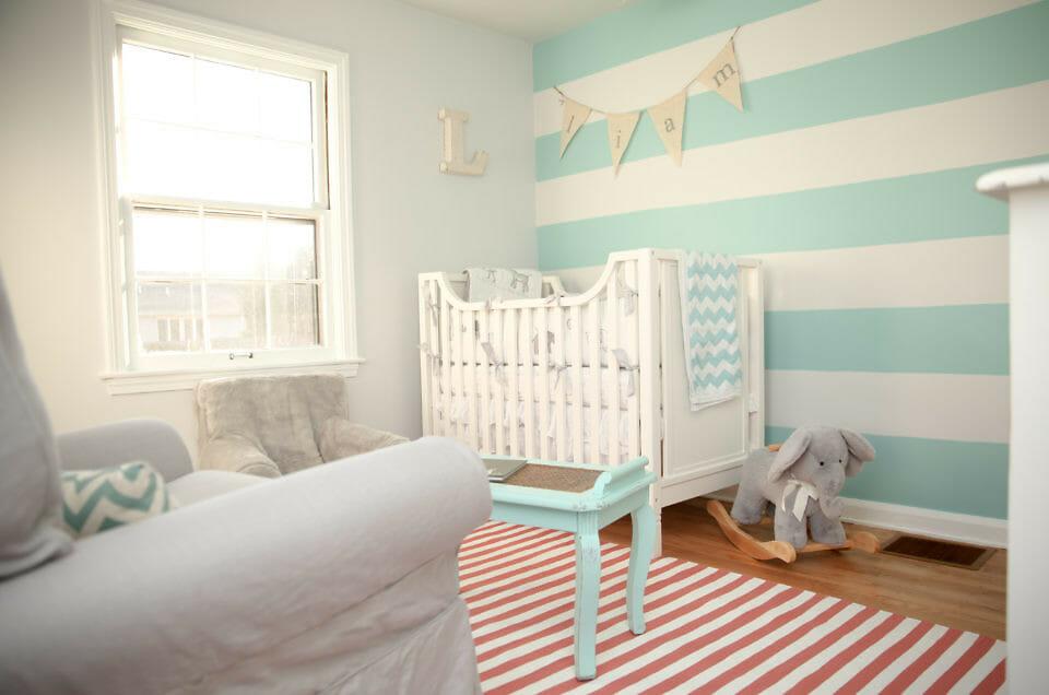 Liam Nursery | Louisville, KY Maternity Photographer