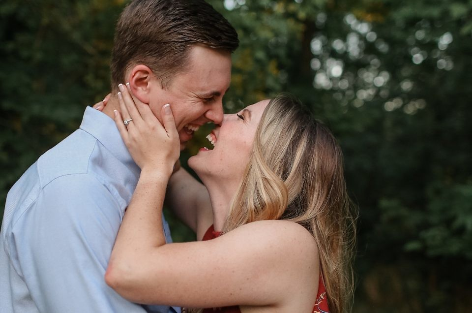 Sean & Olivia | Louisville,KY Engagement Photographer