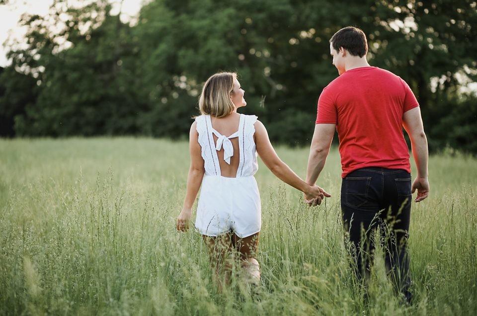 Jordan & Sloan | Louisville, KY Engagement Photographer