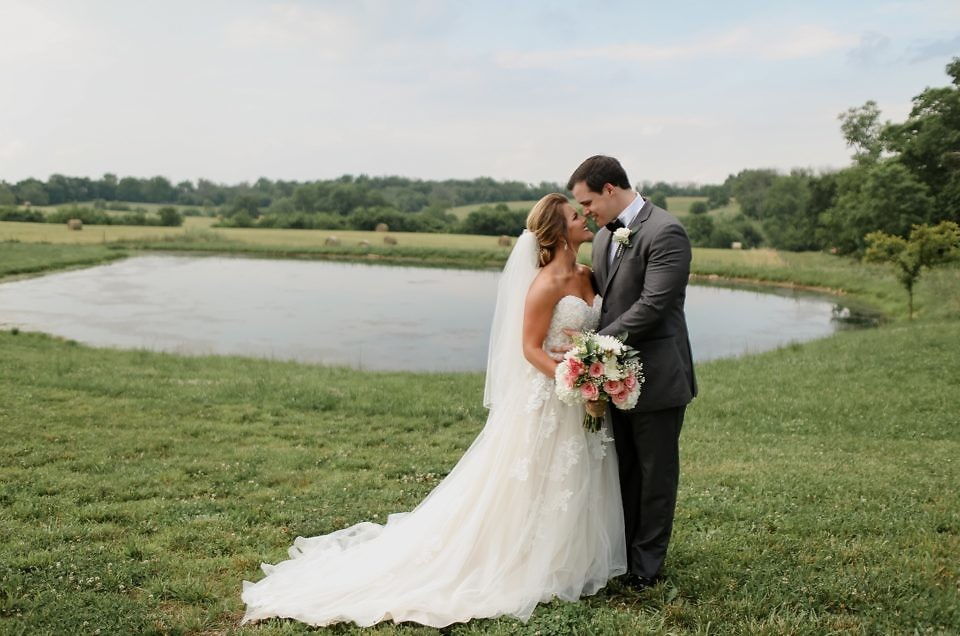 Jordan & Sloan The Barn at Twin Lakes 6.9.18 | Louisville, KY Wedding Photographer