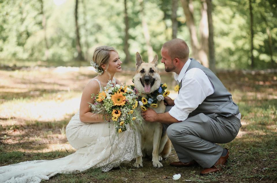 Justin & Megan Pine Paradise Nolin Lake | Louisville, KY Wedding Photographer