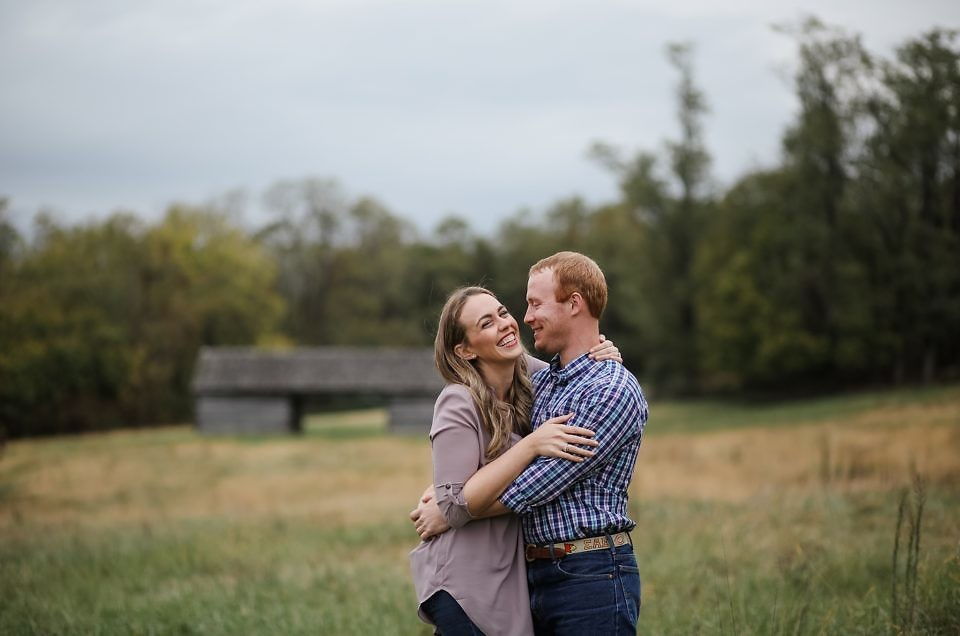 Jacob & Kate | Louisville Ky Engagement Photographer