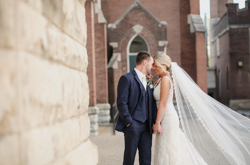 Peter & Kaitlyn The Gramercy 09.15.18 | Louisville, Ky Wedding Photographer