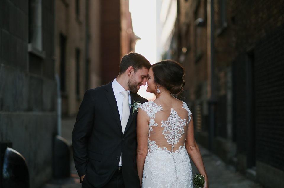 Daniel & Jordan The Gramercy 10.6.18 | Louisville, KY Wedding Photographer