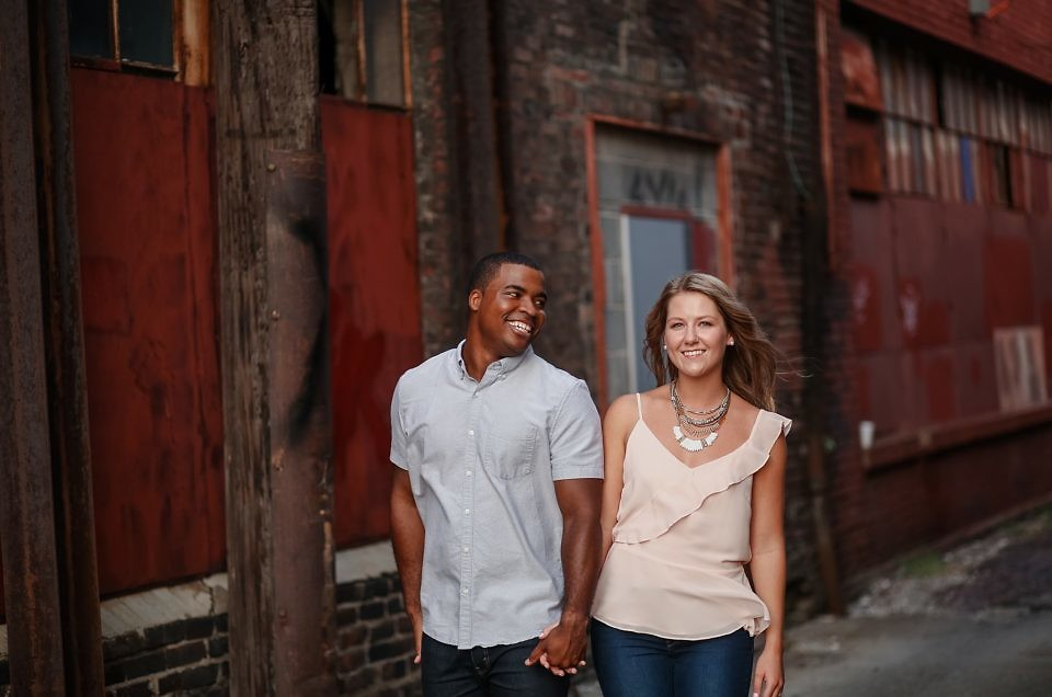 Donovan & Sydney | Louisville, KY Engagement Photographer