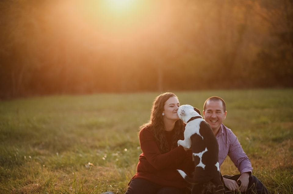 Peter & Taylor | Louisville, KY Engagement Photographer