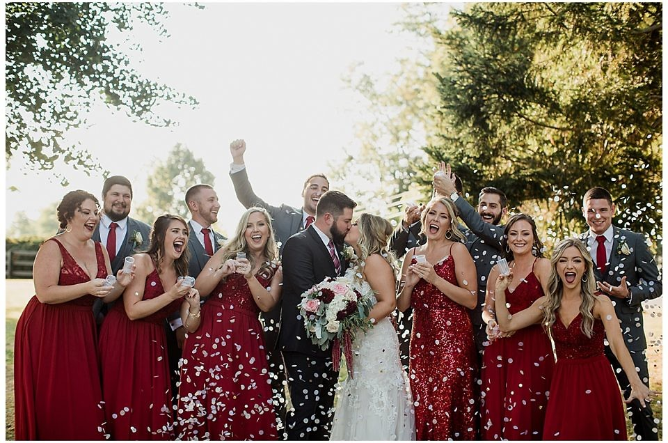 Evan & Emma Woodhaven Country Club 9.21.19 | Louisville, KY Wedding Photographer