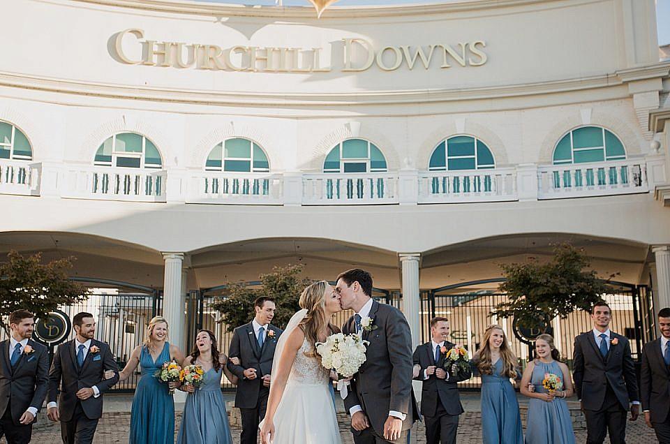 Tanner & Taylor The Kentucky Derby Museum 10.12.19 | Louisville, KY Wedding Photographer