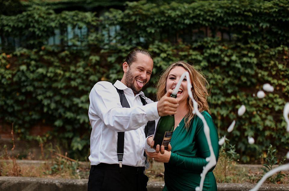 Brad & Allie | Louisville, Ky Engagement Photographer