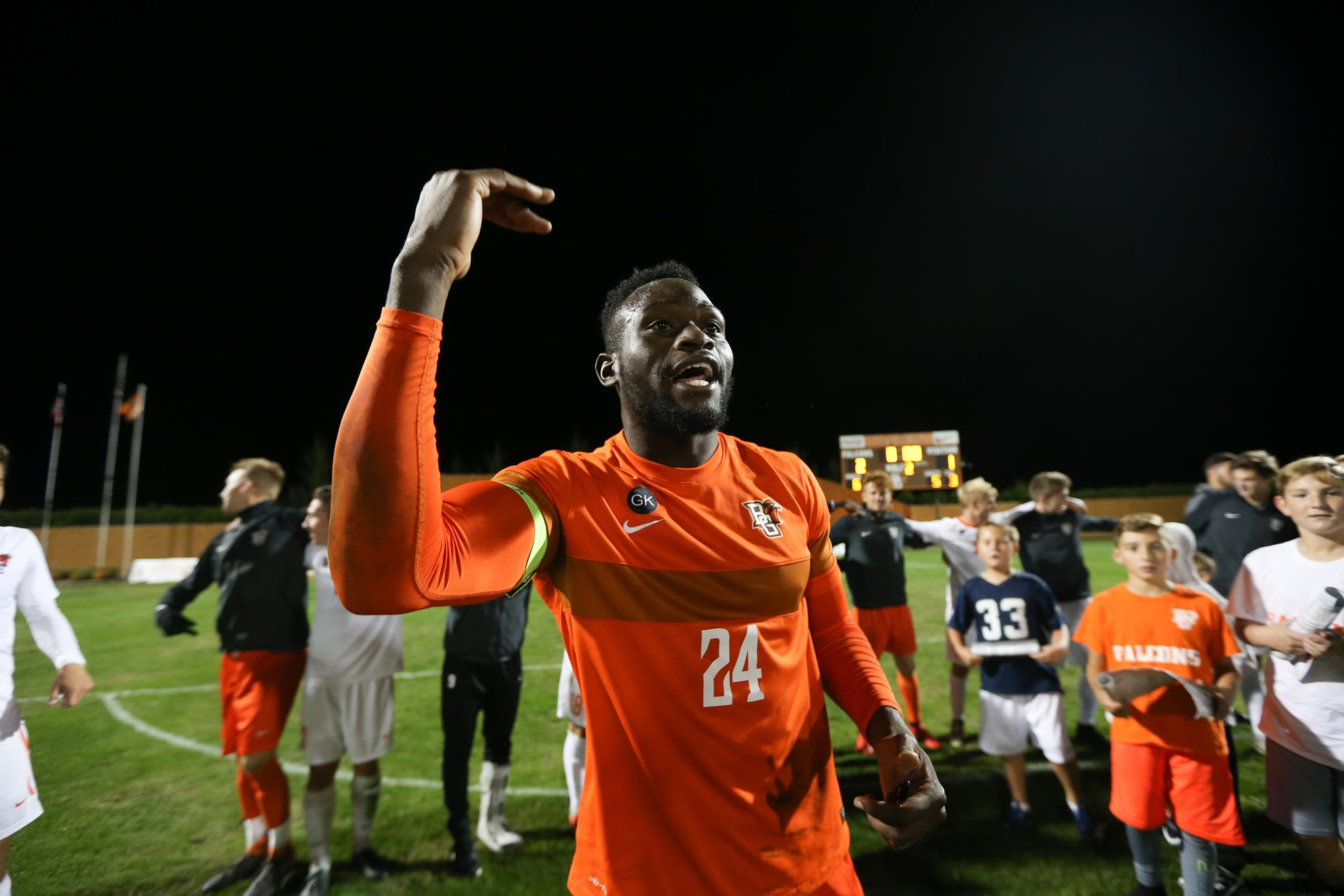 227678d6d104 Anthony Mwembia - Men s Soccer - Bowling Green State University ...