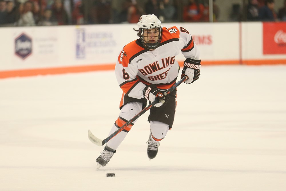 bowling green college hockey roster