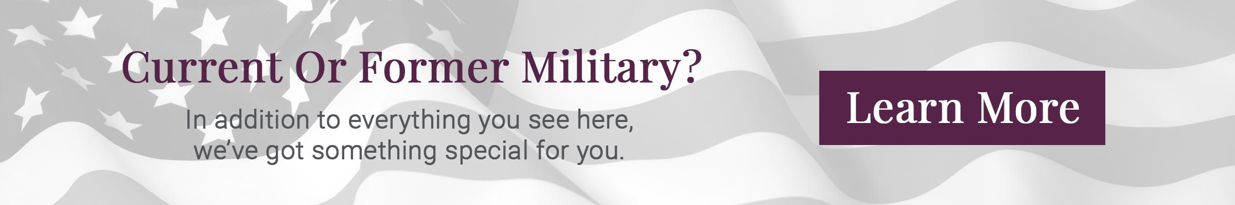 armed services appreciation program