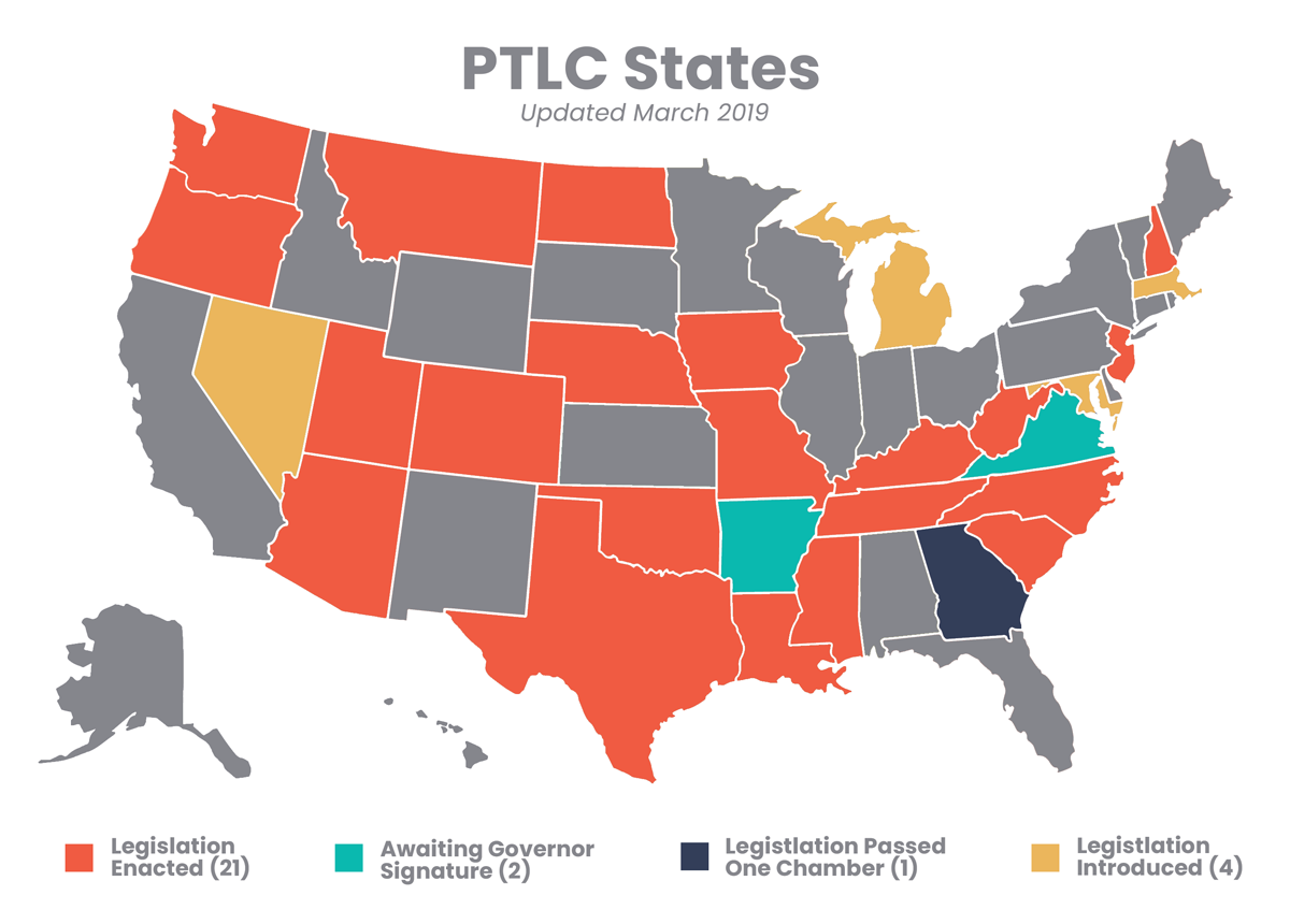 Physical Therapy Licensure Compact (PTLC)