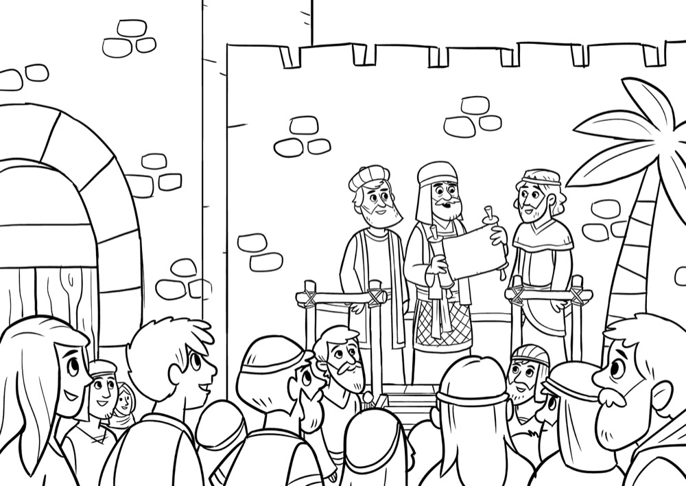 62 Top Bible Coloring Pages In The Beginning , Free HD Download