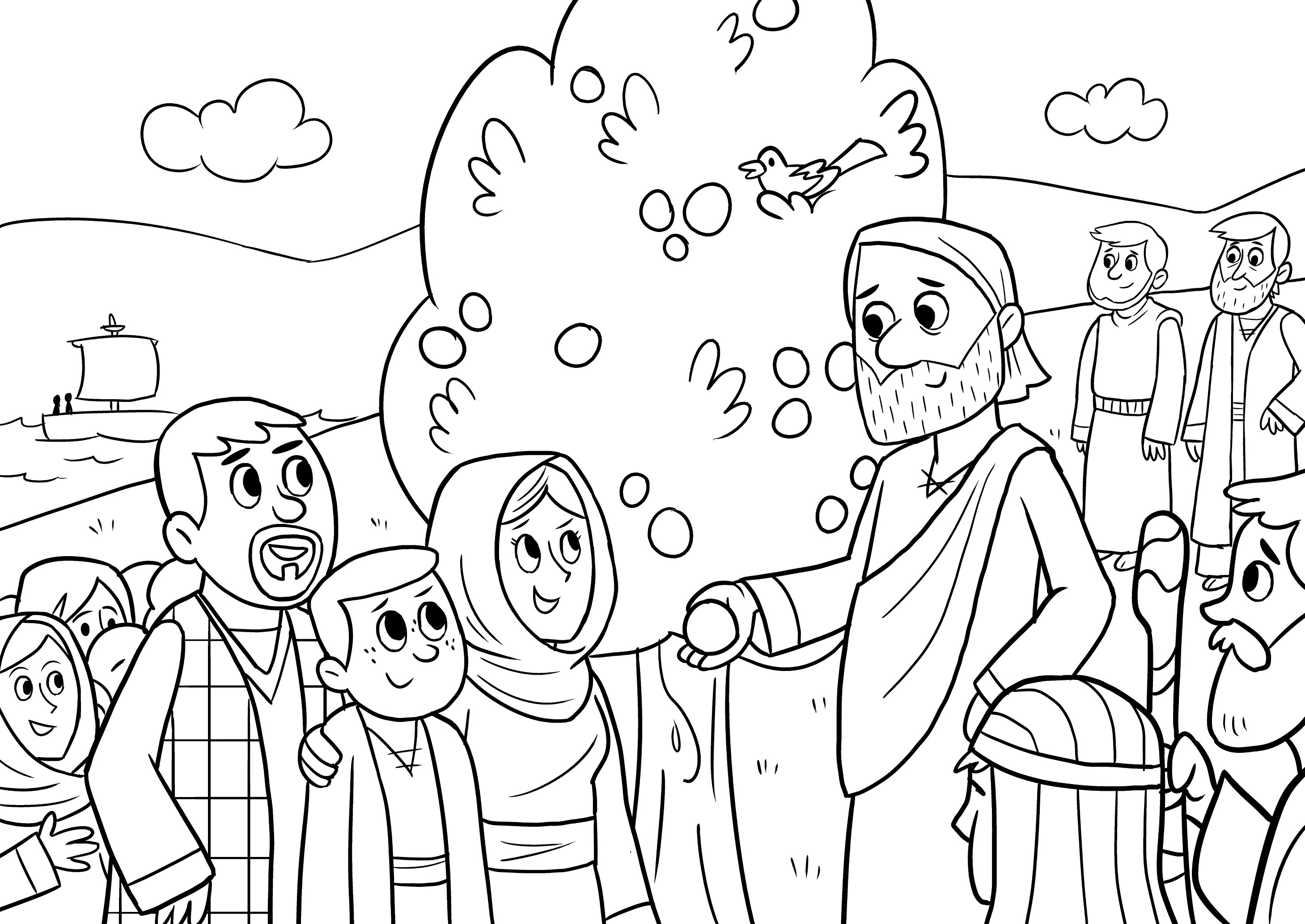 the sermon on the mount bible app for kids story the king and