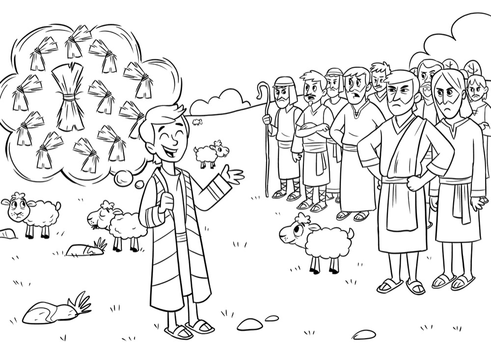 joseph sold into slavery coloring pages Joseph is sold into slavery, Bible App for Kids Story, The Dreamer  joseph sold into slavery coloring pages