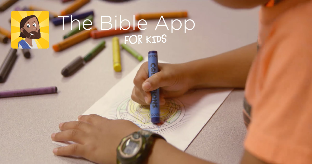 Coloring Pages Daily Activities : Bible app for kids coloring sheets