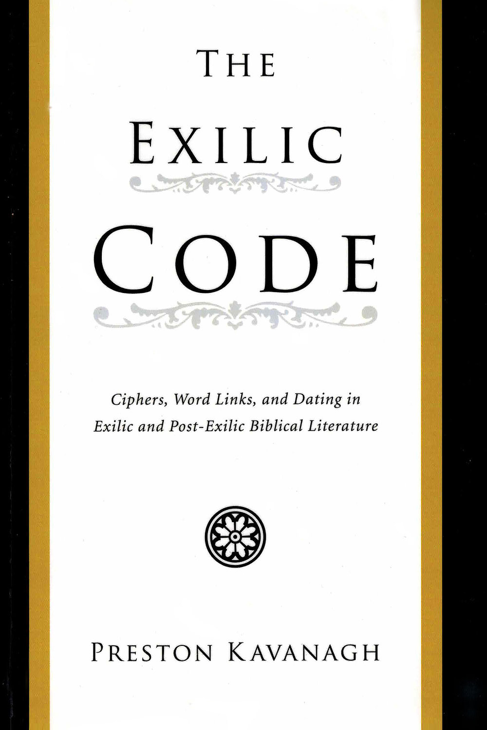 The Exilic Code