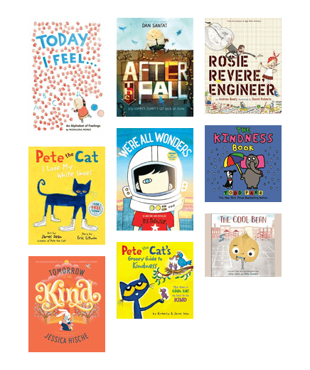 Resilience, Kindness & Emotions - Picture Books