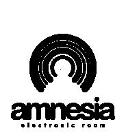 Amnesia logo negro