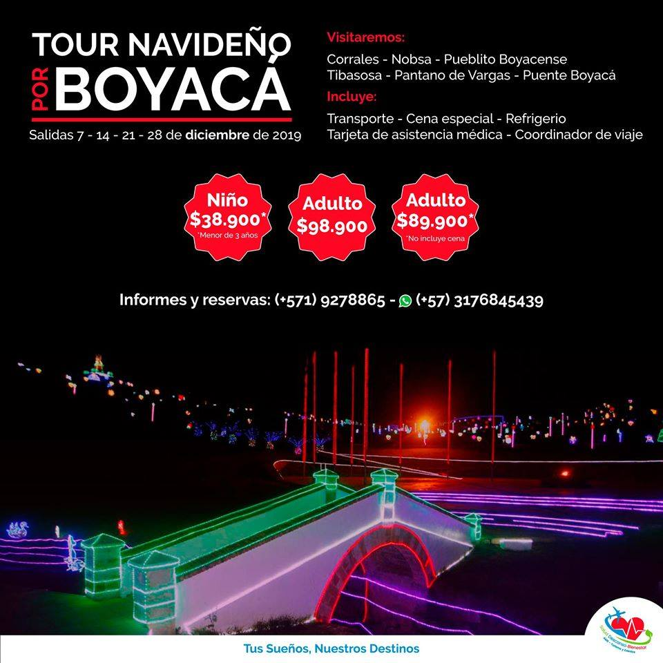 Boyaca tour