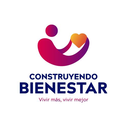 Logo bienestar slogan