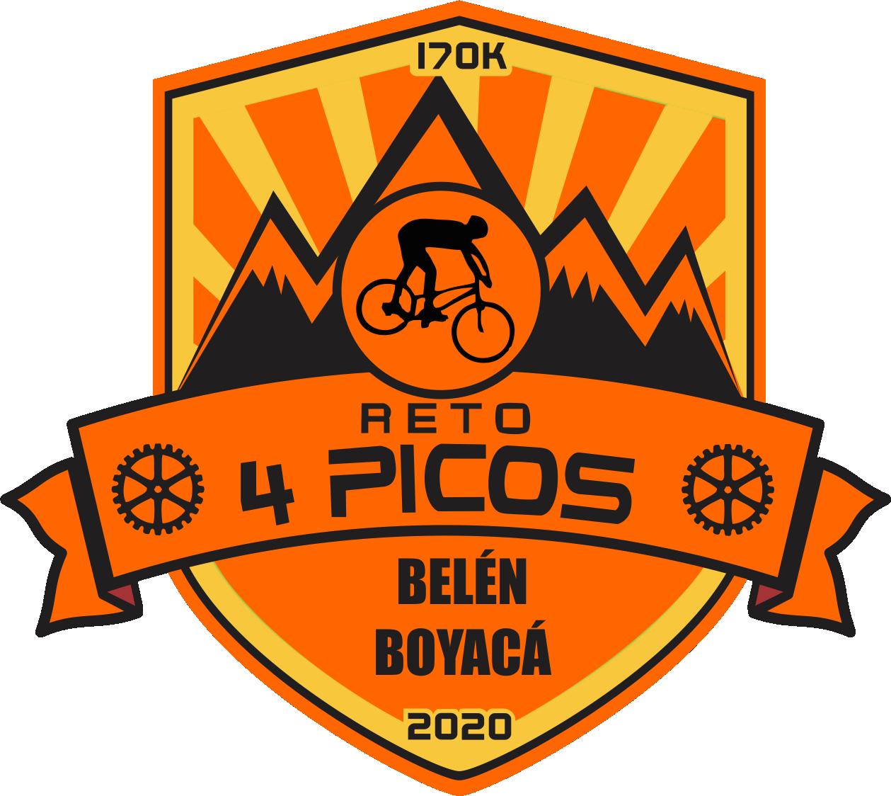 Logo 4 picos 2020  png