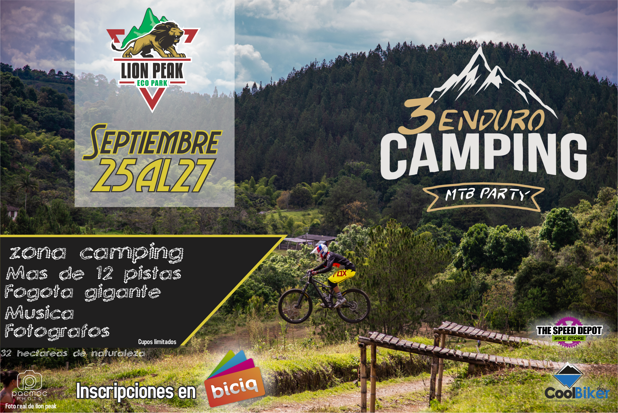 3 enduro camp