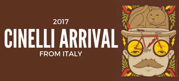 2017 Cinelli Arrived