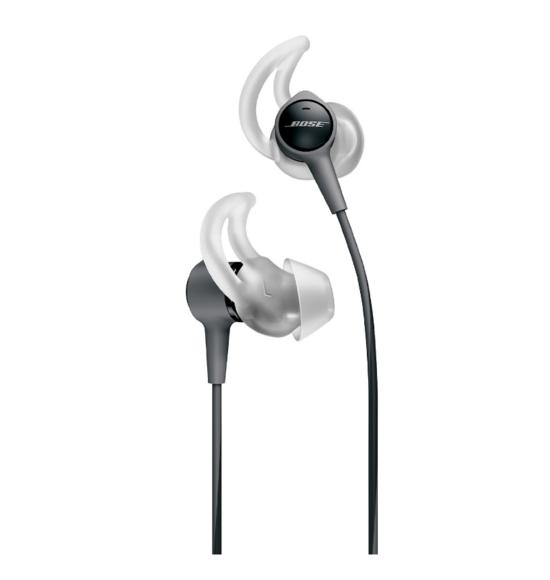 Bose SoundTrue Ultra in-ear headphones - Charcoal