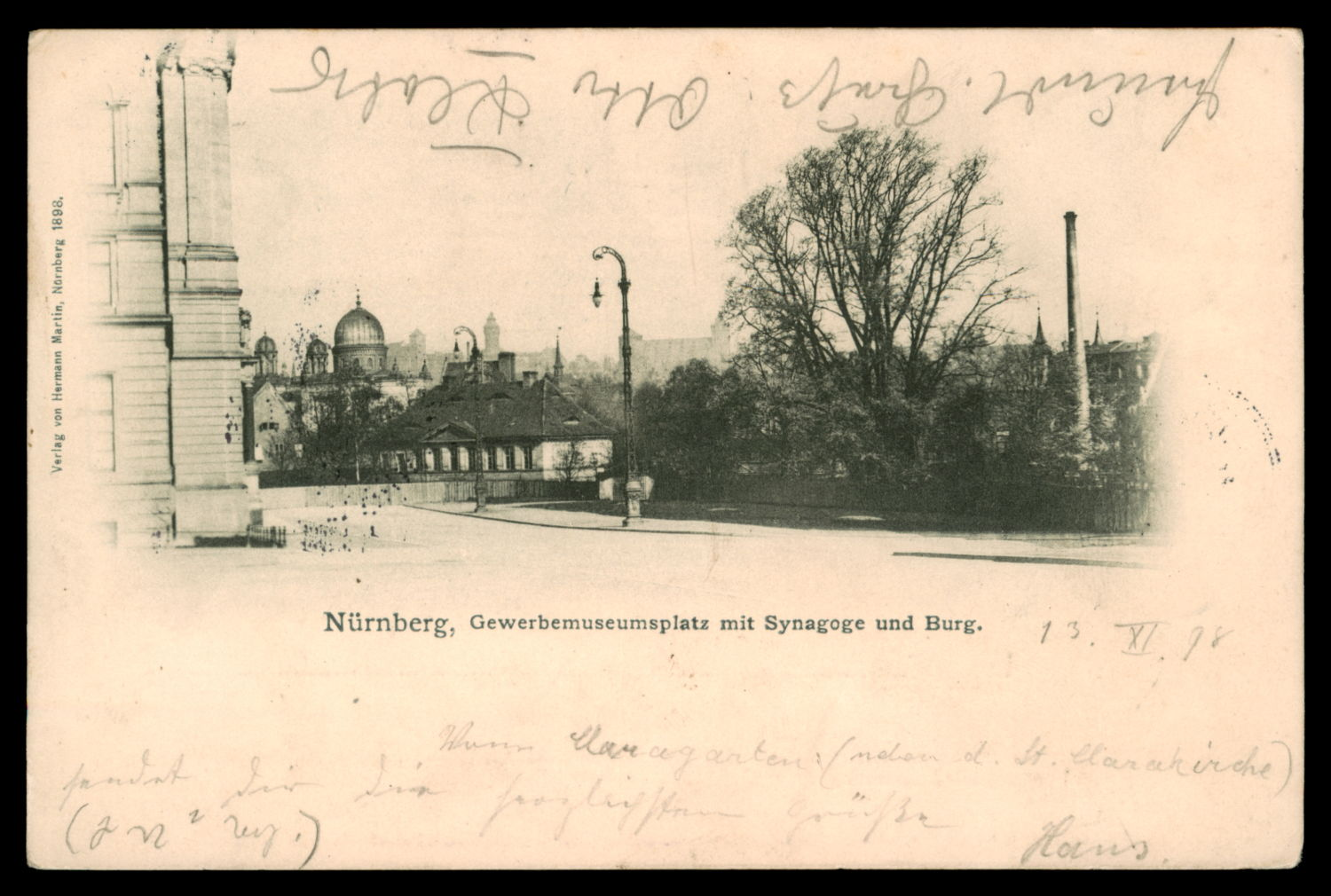 Lot 2 - synagogue postcards  -   Auction #3