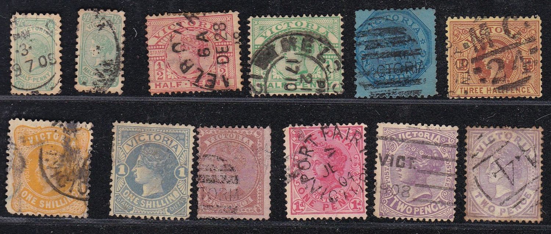 Lot 646 - Australia & Australian States Pre 1913  -   Auction #3