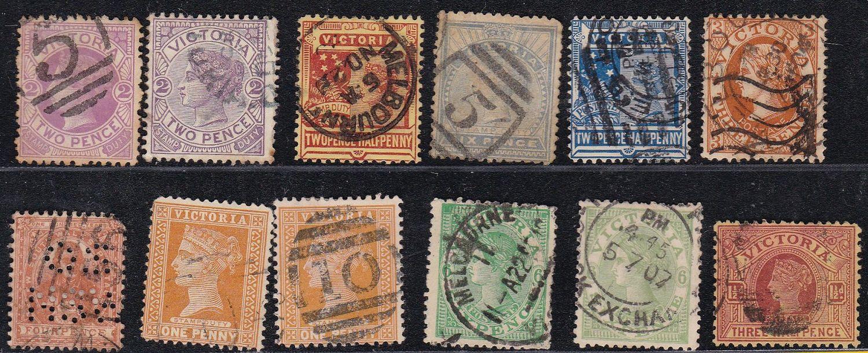 Lot 647 - Australia & Australian States Pre 1913  -   Auction #3