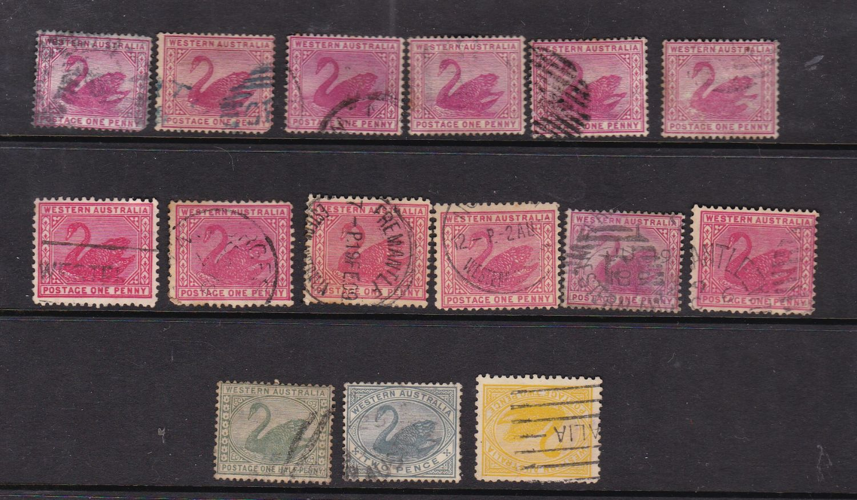 Lot 651 - Australia & Australian States Pre 1913  -   Auction #3