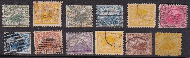 Lot 652 - Australia & Australian States Pre 1913  -   Auction #3