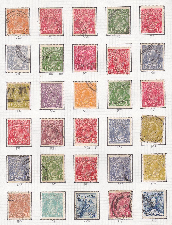 Lot 658 - Australia & Australian States Pre 1913  -   Auction #3