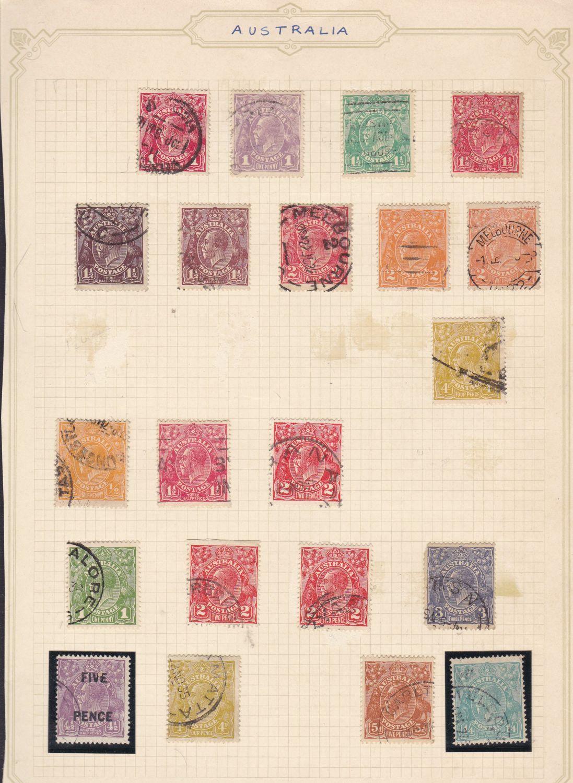 Lot 660 - Australia & Australian States Pre 1913  -   Auction #3