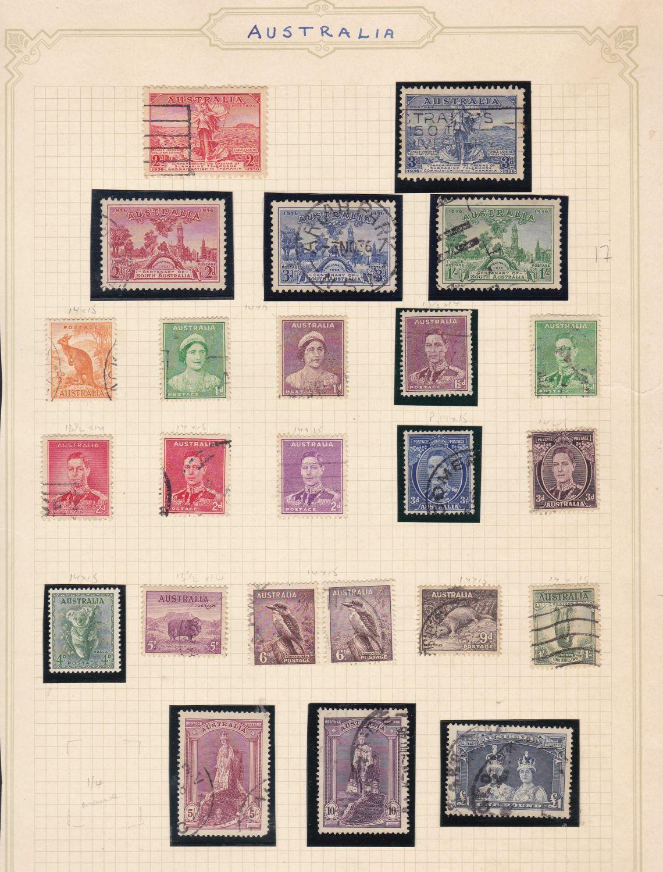 Lot 663 - Australia & Australian States Pre 1913  -   Auction #3
