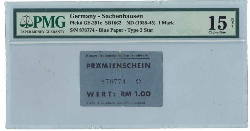 Lot 289 - numismatics  -  king David Auction Auction 4 Part 2 Numismatics and rare stamps