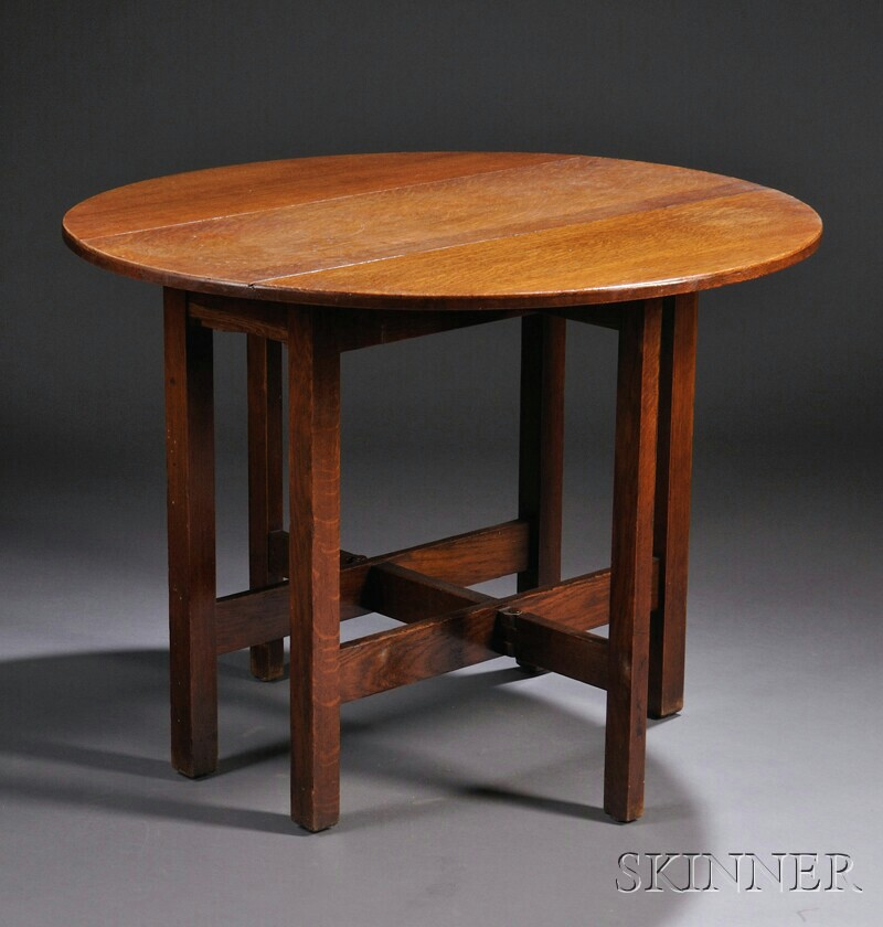 quaint gateleg table