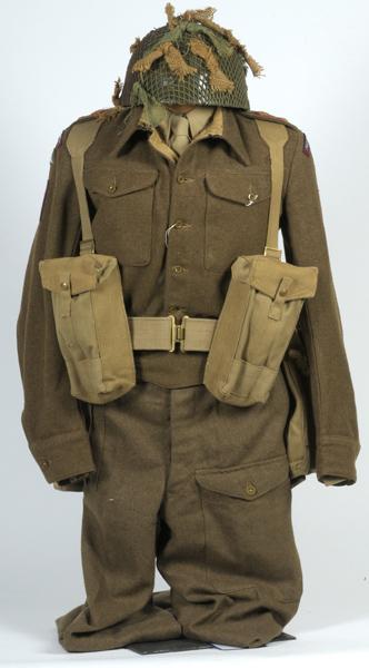 British Paratrooper Uniform 26