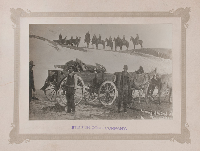 the devastating battle of wounded knee essay Free essay: introduction the massacre at wounded knee was the last action in a  long and bloody war that pitted native american indians against us military.
