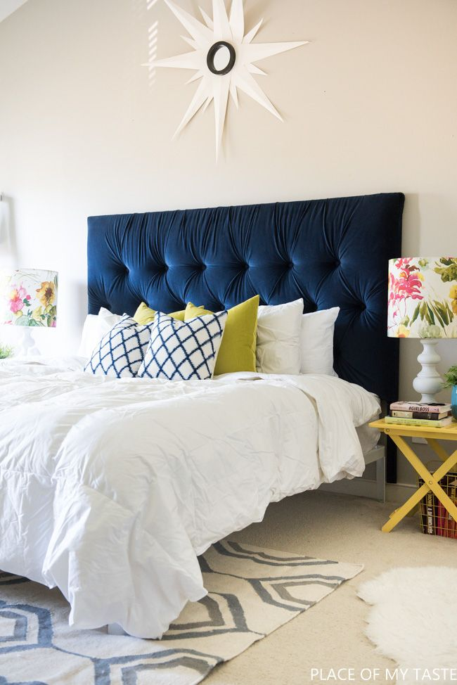 Top 10 Beautiful Ideas For Creating Your Own Headboard Big Day Quote