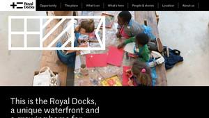 The Royal Docks