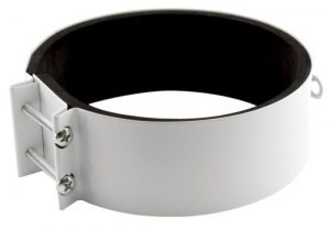 Ideal-Air Noise Reduction Clamp Supreme 8 in (40/Cs)