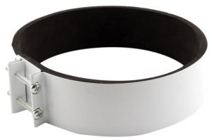 Ideal-Air Noise Reduction Clamp Supreme 10 in (10/Cs)