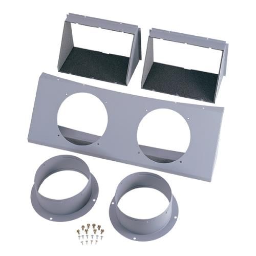 MovinCool Duct Adapter Kit - 2 x 8 in - All Models