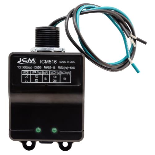 Surge Protector for Heating & Cooling Products