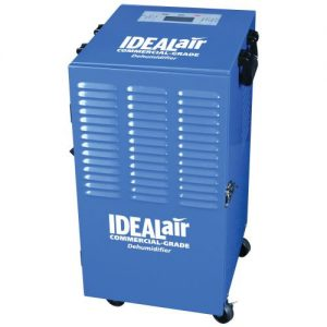 Ideal-Air Commercial Grade Dehumidifier Up To 100 Pint