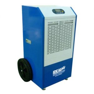 Ideal-Air Commercial Grade Dehumidifier 180 Pint